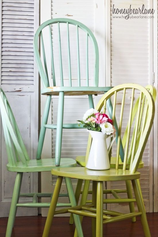 Great Furniture Kitchen Chairs Best 25 Painting Kitchen Chairs Ideas On Pinterest Redoing