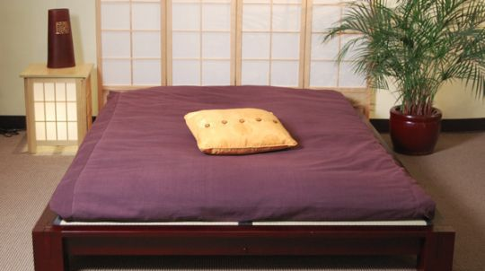 Great Futon Style Bed Frame Japanese Bed Frame And Futon Home Decor News