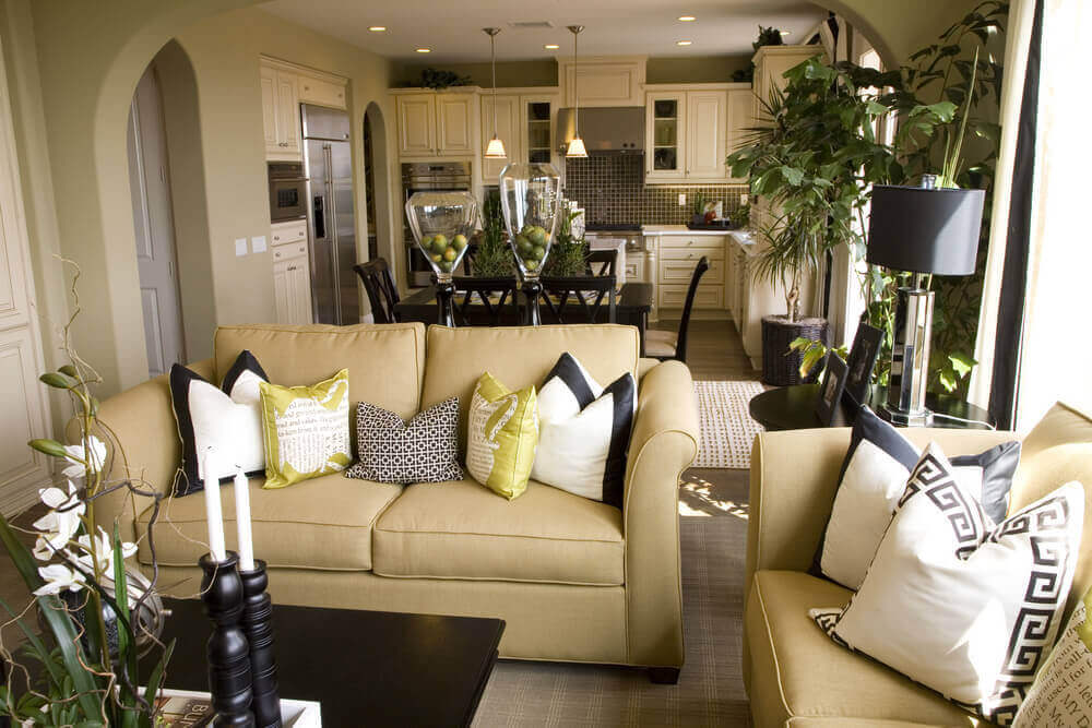 Great Gold Living Room Chairs 36 Elegant Living Rooms That Are Richly Furnished Decorated