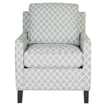 Great Grey And White Accent Chair Living Room Excellent Grey And White Accent Chair In Inspiration