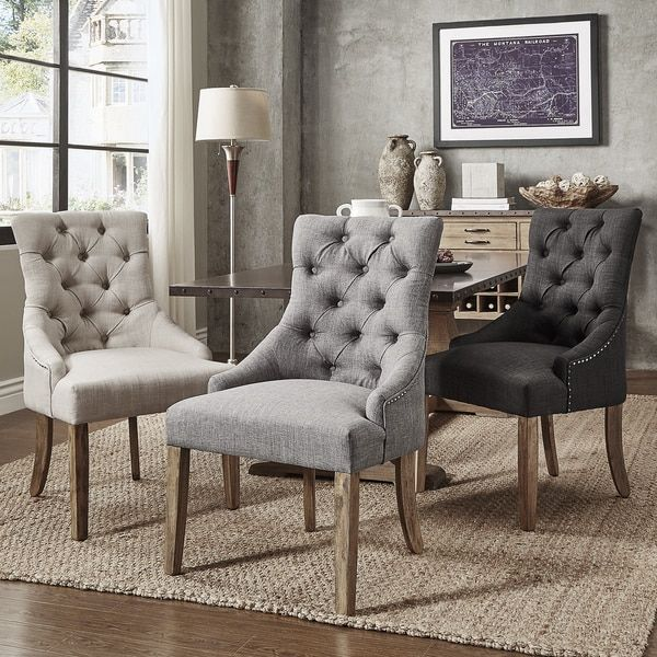 Great Grey Tufted Dining Room Chairs Great Best 25 Dining Room Chairs Ideas Only On Pinterest Formal