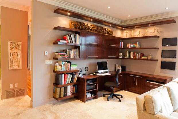 Great Home Office Shelving 20 Great Home Office Shelving Design And Decor Ideas Style