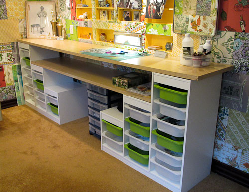 Great Ikea Desk Storage Affordable Craft Room Ideas Using Ikea Kids Storage And Re Store