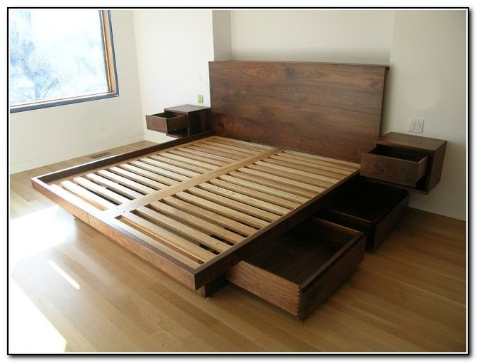 Great King Size Bed Base Best 25 King Size Platform Bed Ideas On Pinterest King Platform
