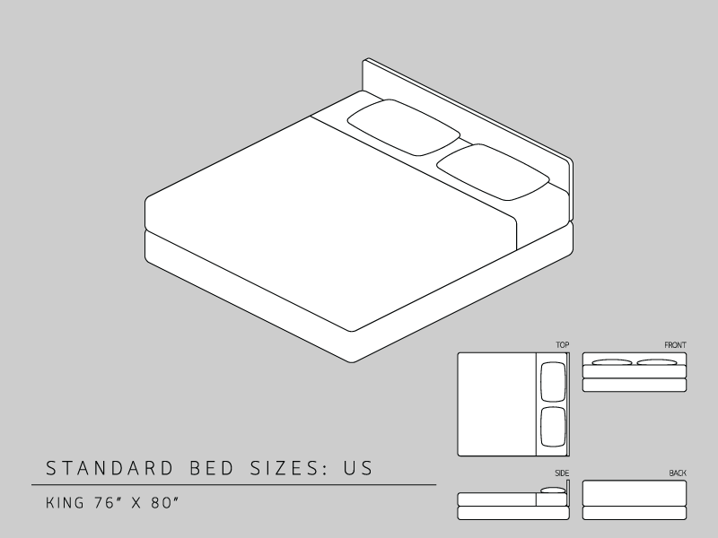 Great King Size Bed Dimensions King Size Bed Dimensions Measurements California King Vs King
