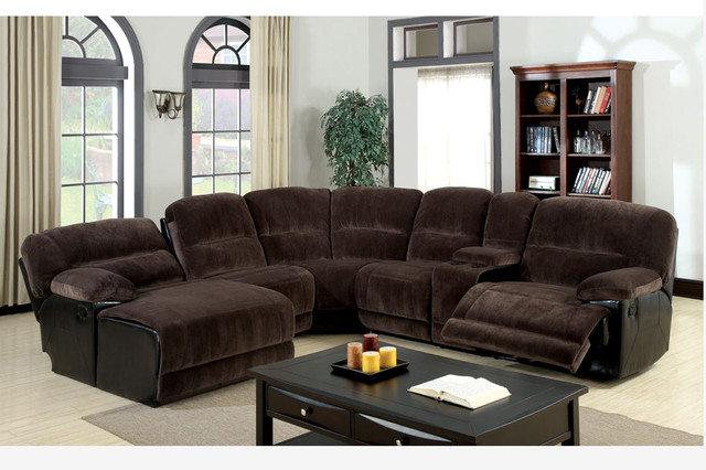 Great L Shaped Sectional Sofa With Recliner Creative Of Couch With Recliner With The Comfortable Combination L