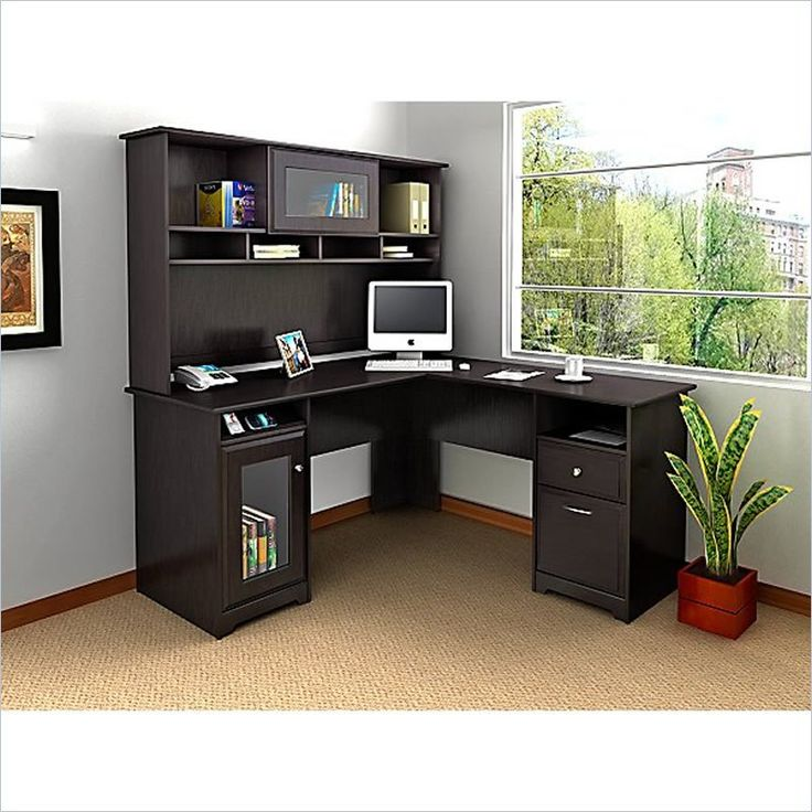 Great Large Computer Desks For Home Best 25 Computer Desk With Hutch Ideas On Pinterest Computer In