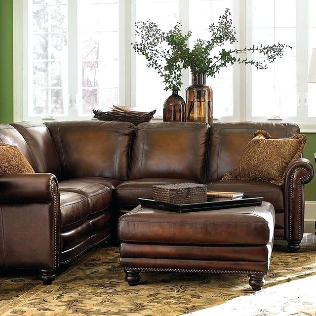 Great Leather And Cloth Sectional Leather Sofa Leather And Cloth Sectional Sofas Combining Leather