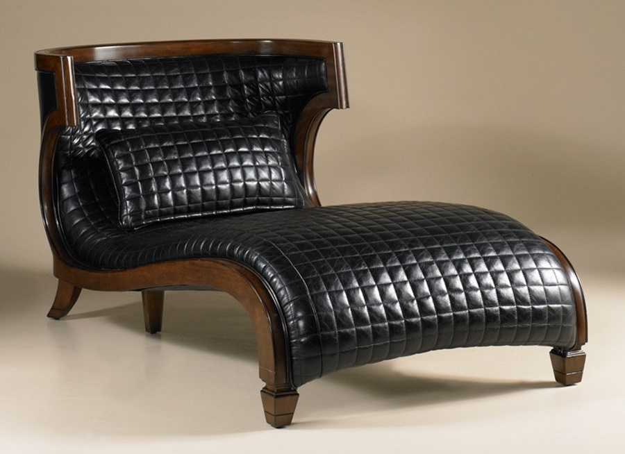 Great Leather Chaise Lounge Chair Leather Chaise Lounge Chair Med Art Home Design Posters