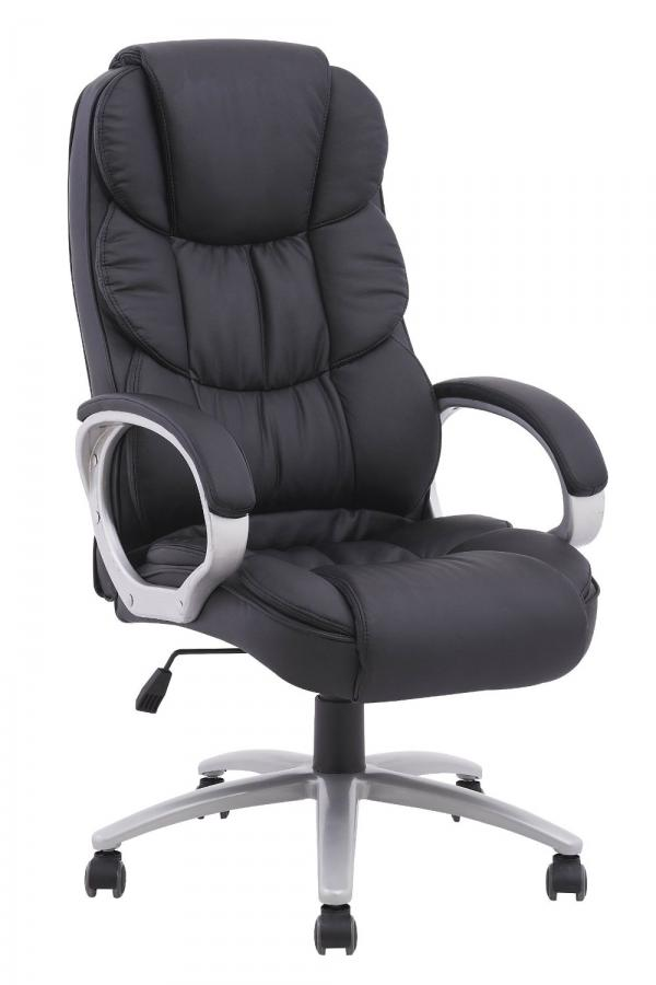 Great Leather Computer Chair High Back Leather Office Chair Executive Office Desk Task Computer