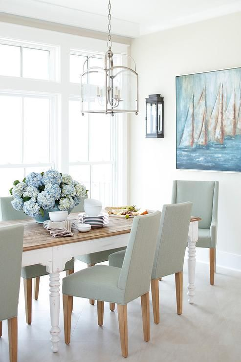 Great Light Blue Upholstered Dining Chairs Best 25 White Dining Rooms Ideas On Pinterest White Dining Room