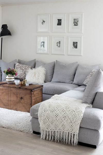 Great Light Grey Sectional Couch Best 25 Grey Sectional Sofa Ideas On Pinterest Grey Couches