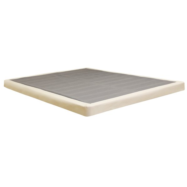 Great Low Profile Box Spring And Mattress Alwyn Home 4 Low Profile Mattress Foundation Reviews Wayfair