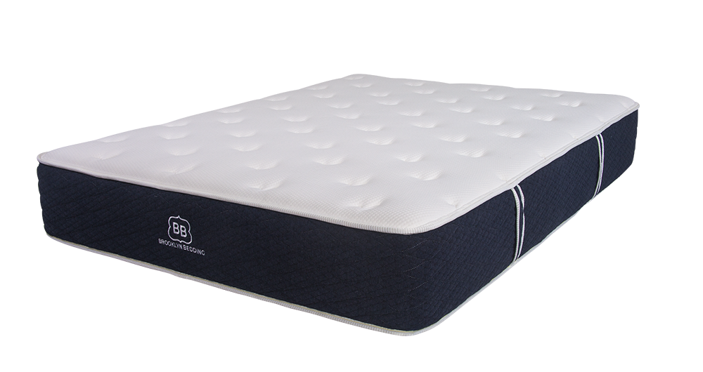 Great Mattress And Box Spring In One Brooklyn Signature Bestmattressever Brooklyn Bedding