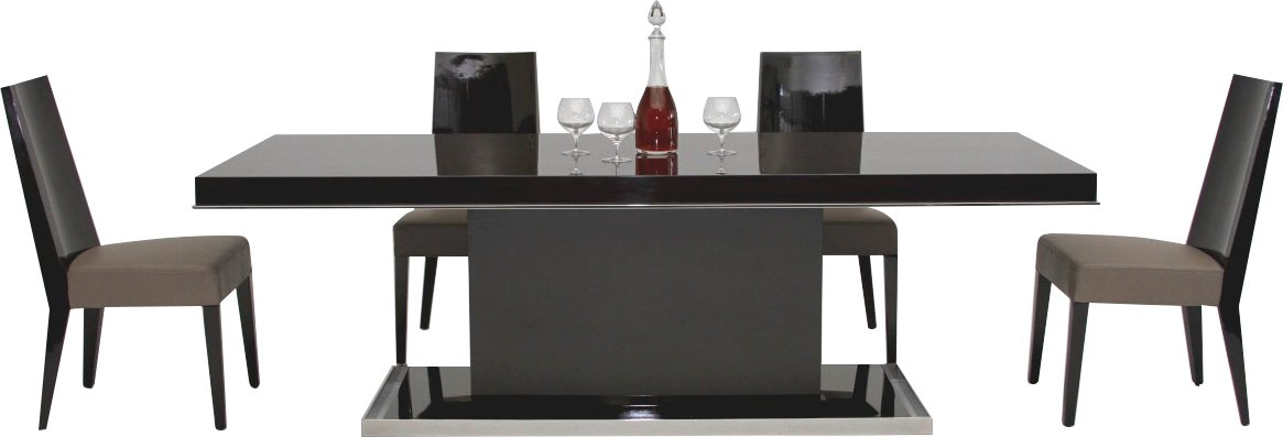 Great Modern Pedestal Table Orren Ellis Camron Modern Pedestal Base Dining Table Reviews