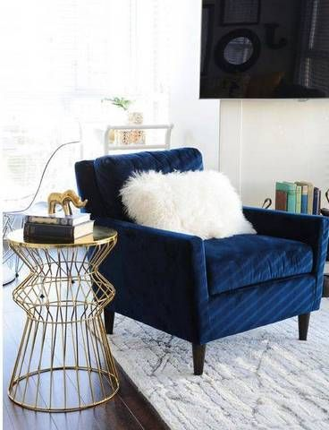 Great Navy Blue Accent Chair Best 25 Blue Accent Chairs Ideas On Pinterest Teal Accent Chair
