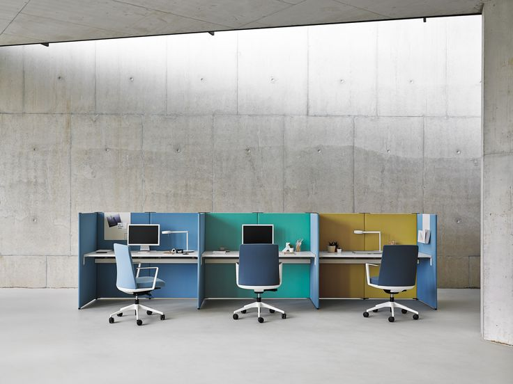 Great Office Desk Configurations 16 Best Workstations Images On Pinterest Commercial Design