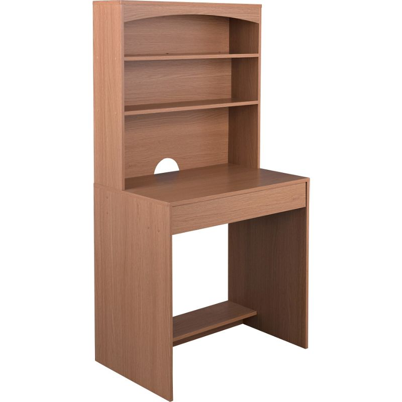 Great Office Desk With Bookcase Office Desk With Bookcase And Shelving Mesmerizing For Home