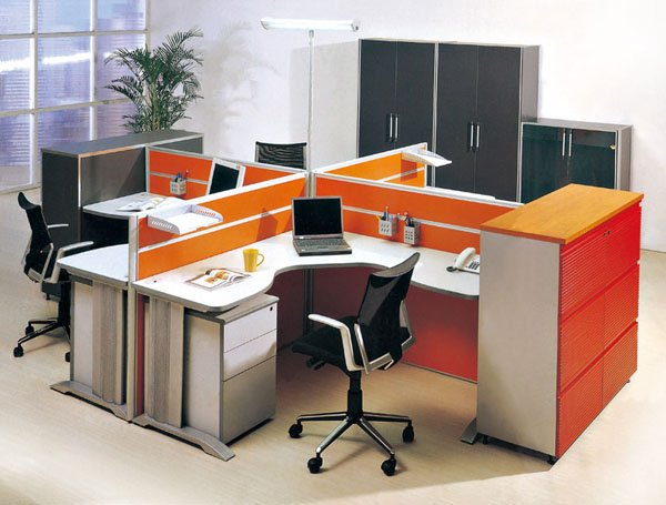Great Office Workstation Computer Lovable Office Computer Workstations Created Office Working Desk3
