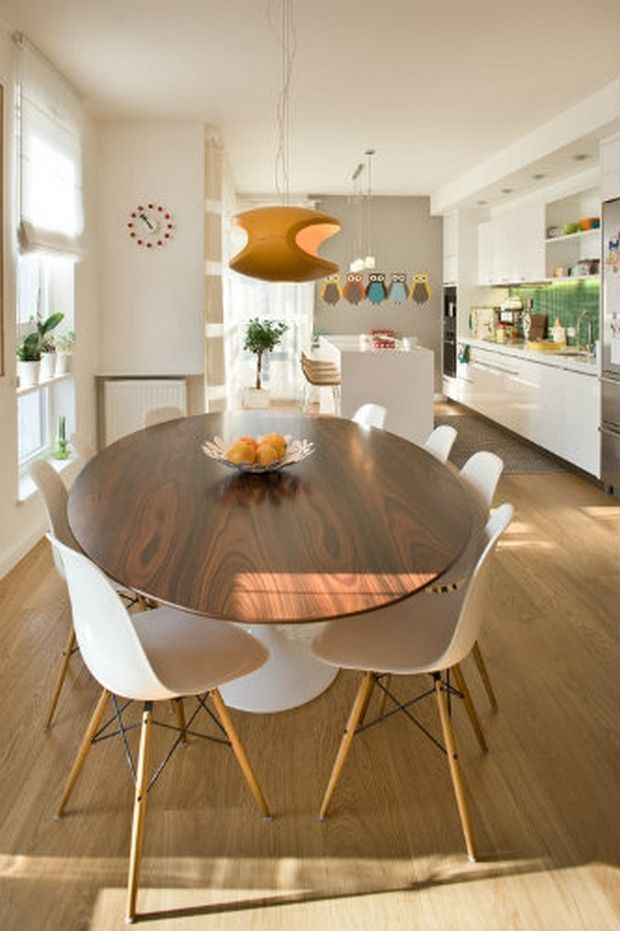 Great Oval Dining Room Table Best 25 Oval Dining Tables Ideas On Pinterest Oval Kitchen