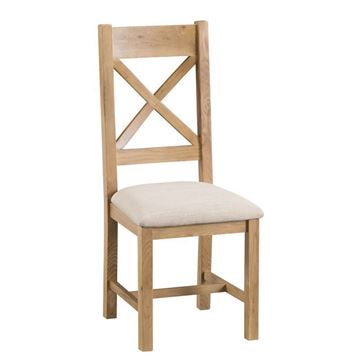 Great Padded Seat Dining Chairs Dining Chairs Quality Oak Furniture From The Furniture Directory