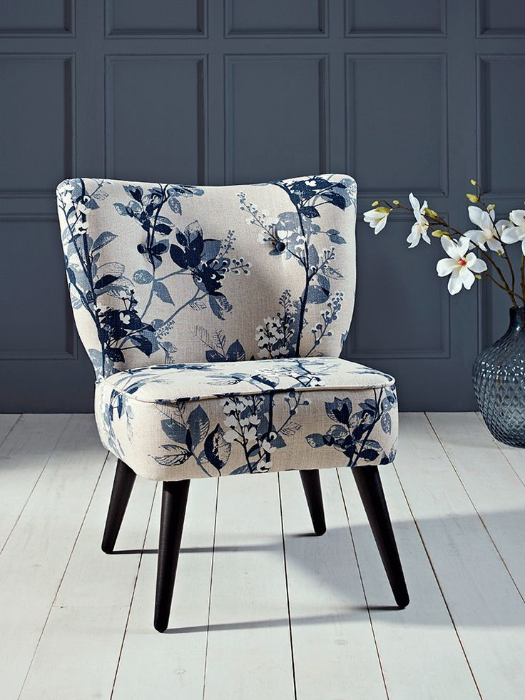 Great Patterned Chair And A Half Best 25 Navy Accent Chair Ideas On Pinterest Navy Blue Accent