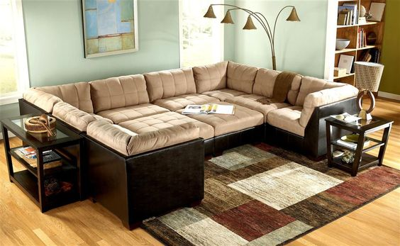 Great Pit Group Sectional Sofa 10 Pc Modular Pit Group Sectional Grable Collection For The