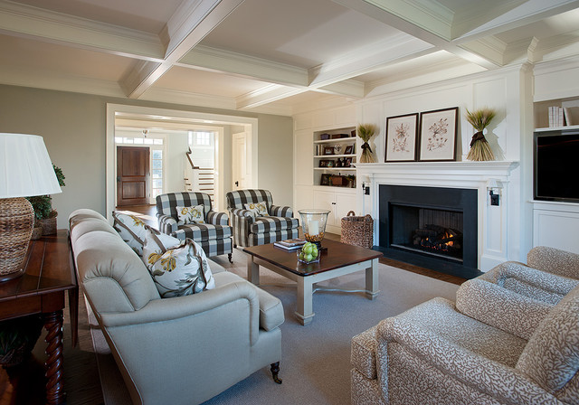 Great Plaid Chairs Living Room Plaid Chairs Houzz