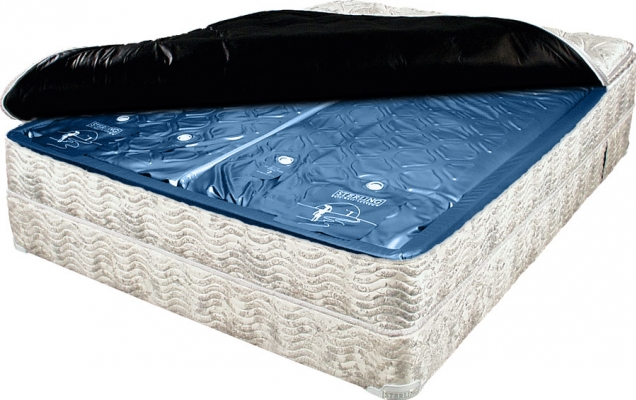 Great Replace Waterbed Mattress With Regular Mattress Putting A Conventional Mattress In A Waterbed