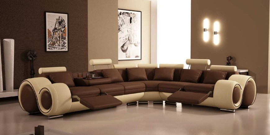 Great Sectional Couch With Recliner Top 10 Best Recliner Sofas 2017