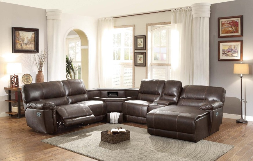Great Sectional Sofas With Recliners Top 10 Best Reclining Sofas 2018