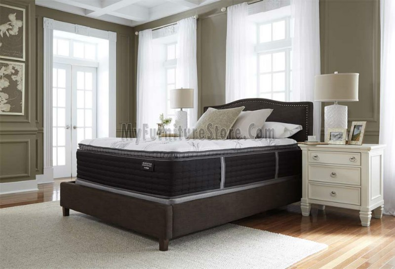 Great Sierra Sleep Memory Foam Mattress Manhattan Design District Firm Pt Mattress Ashley Sierra Sleeps