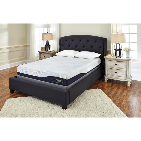 Great Sierra Sleep Memory Foam Mattress Sierra Sleep Ashley 9 Inch Queen Size Gel Memory Foam Mattress