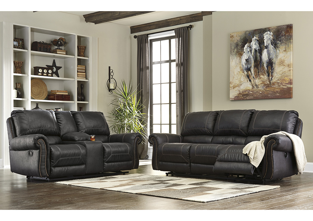 Great Signature Design By Ashley Reclining Sofa Furniture World Nc Milhaven Black Power Reclining Sofa And