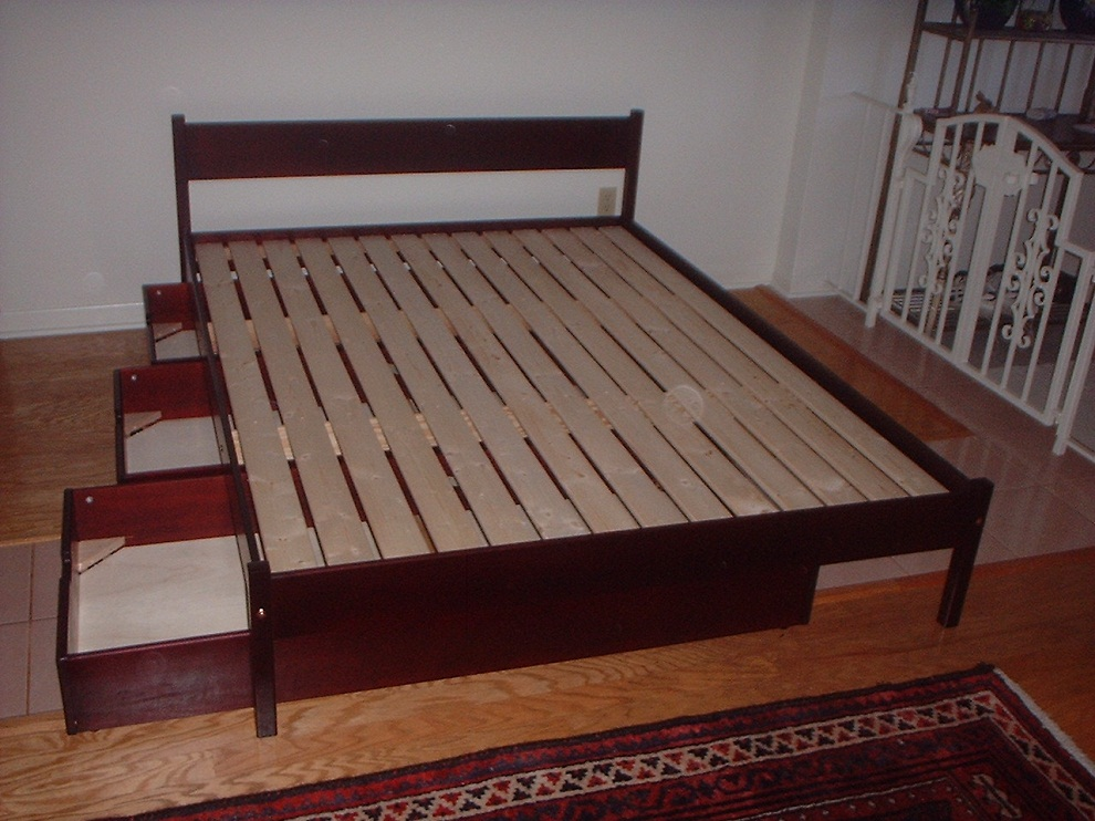 Great Simple Queen Size Bed Frame Simple Queen Platform Storage Bed Modern Storage Twin Bed Design