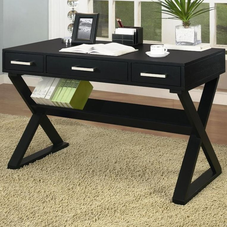 Great Small Black Office Desk Awesome Office Desk Black Black Office Desk Office Desks Office
