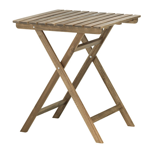 Great Small Folding Table Ikea Askholmen Table Outdoor Ikea