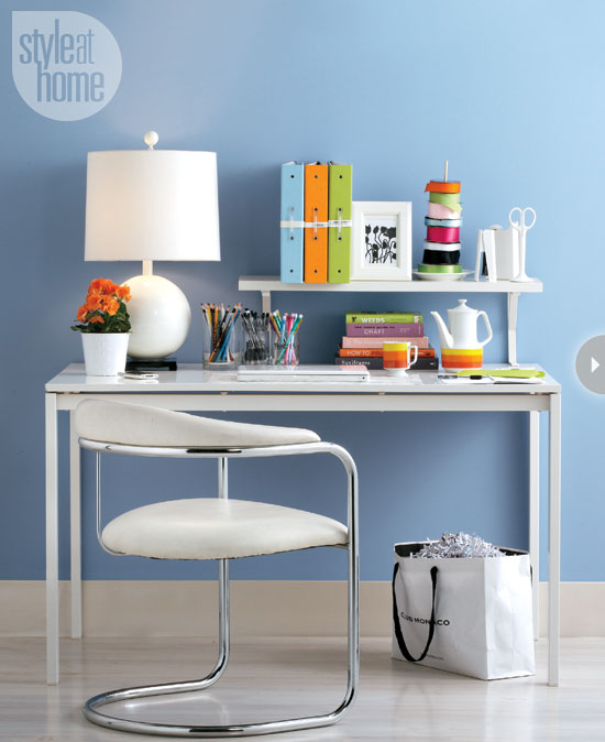Great Small Home Desk Ideas Back To School Survival Guide Style At Home
