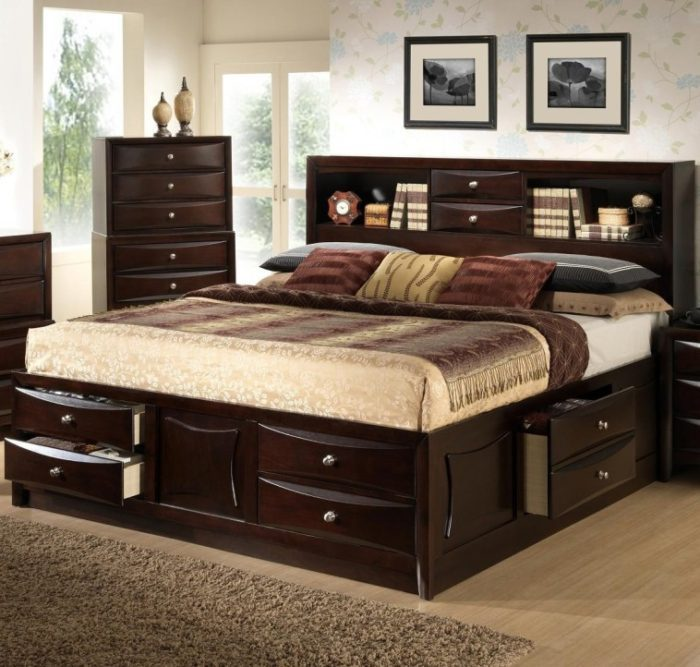 Great Tall King Size Bed Frame Top Tall King Size Bed Frame Tall King Size Bed Frame Modern