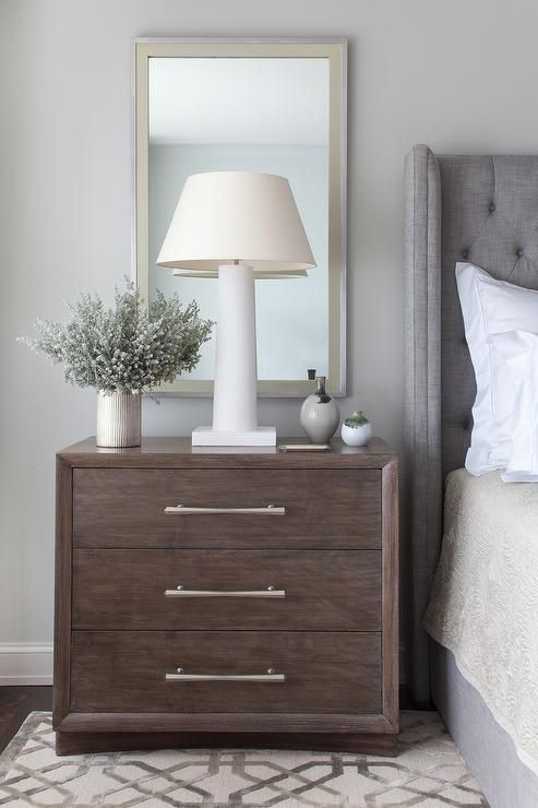 Great White And Brown Nightstand Best 25 3 Drawer Nightstand Ideas On Pinterest 3 Drawer Bedside