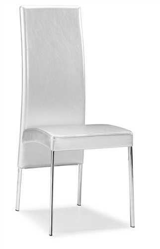 Great White Leather High Back Dining Chairs 8 Best Modern Dining Chairs Images On Pinterest Dining Chair Set