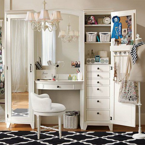 Great White Makeup Vanity With Storage Vanity And Tower Bedroom Ideas With White Bedroom Vanity And Storage
