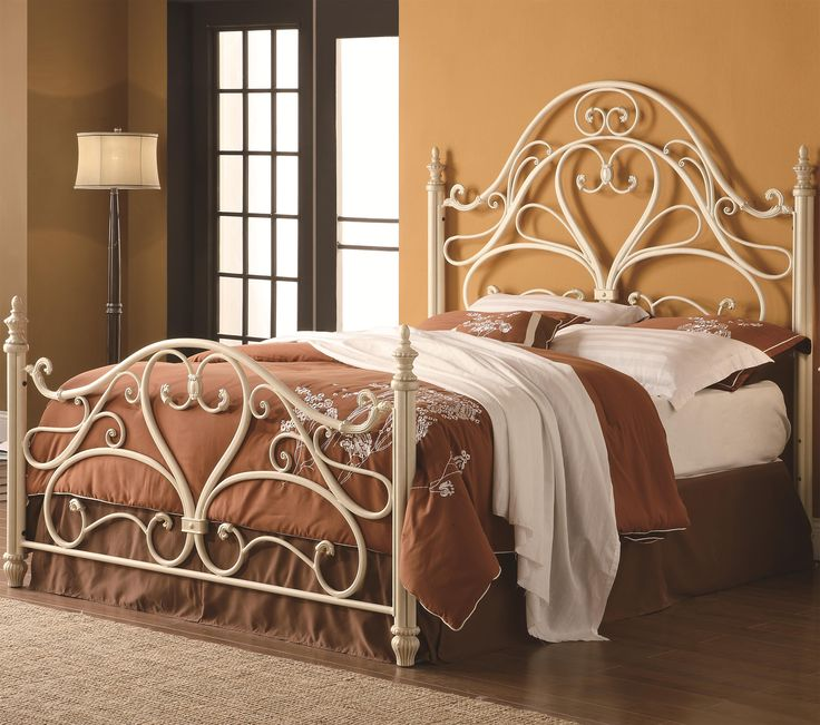 Great White Queen Headboard And Footboard 1874 Best Iron Headboard Bed Images On Pinterest Iron