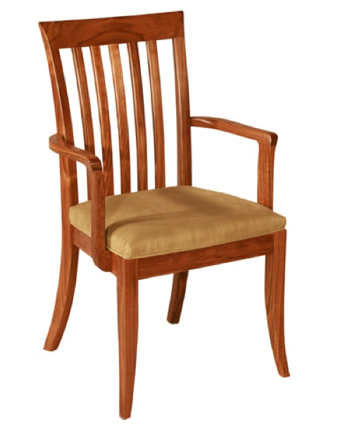 Great Wooden Dining Chairs With Arms Wood Dining Chairs With Arms