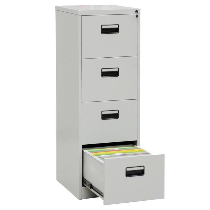Impressive 4 Drawer Metal File Cabinet With Lock 62 Best Filling Cabinet Images On Pinterest Filing Cabinets