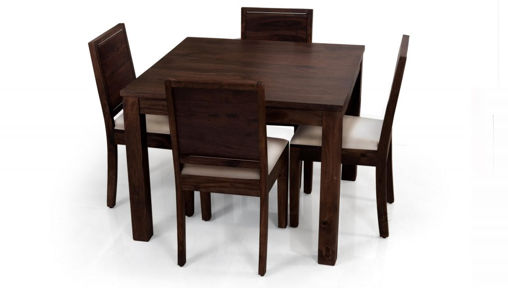 Impressive 4 Kitchen Chairs Chairs Astonishing Dark Wood Dining Chairs Dark Wood Dining