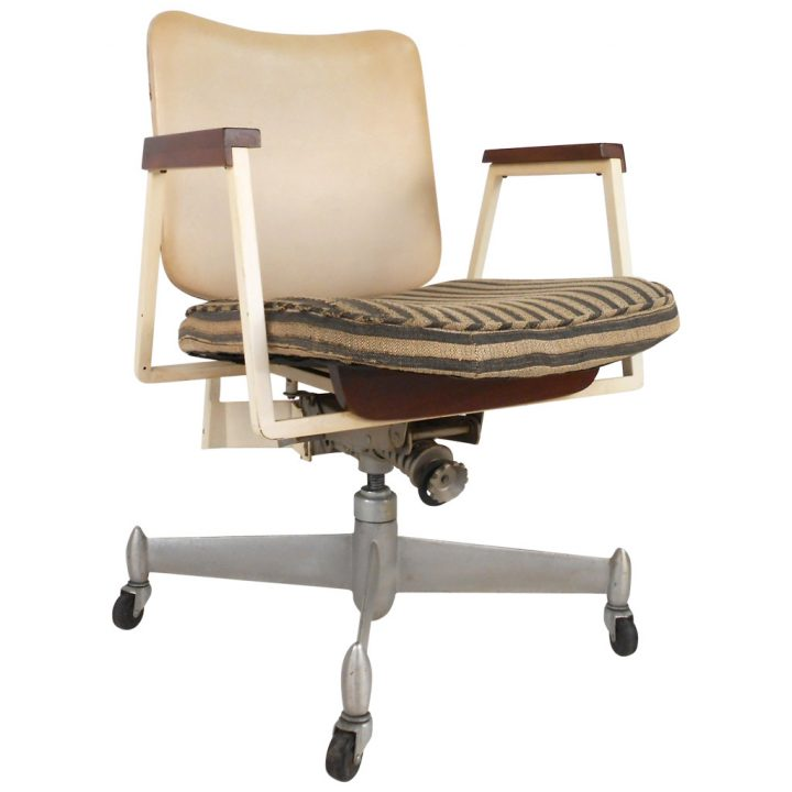 Impressive Accent Chair With Wheels Desks Upholstered Desk Chair With Wheels Vintage School Desk