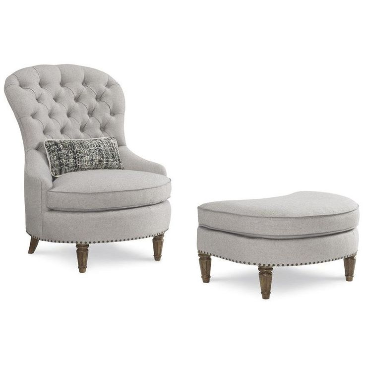 Impressive Accent Chairs With Arms And Ottoman 630 Best Tufted Furniture Images On Pinterest Accent Chairs