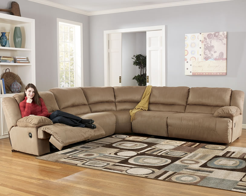 Impressive Ashley Furniture Electric Recliner Sofa Best Ashley Reclining Sofa Home Design Stylinghome Design Styling