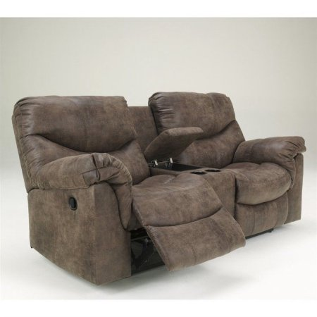 Impressive Ashley Furniture Leather Loveseat Recliner Ashley Furniture Loveseat Recliner Furniture Design Ideas